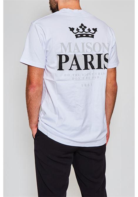 T-shirt Maison 9 Paris MAISON 9 PARIS | T-shirt | 2239BIANCO