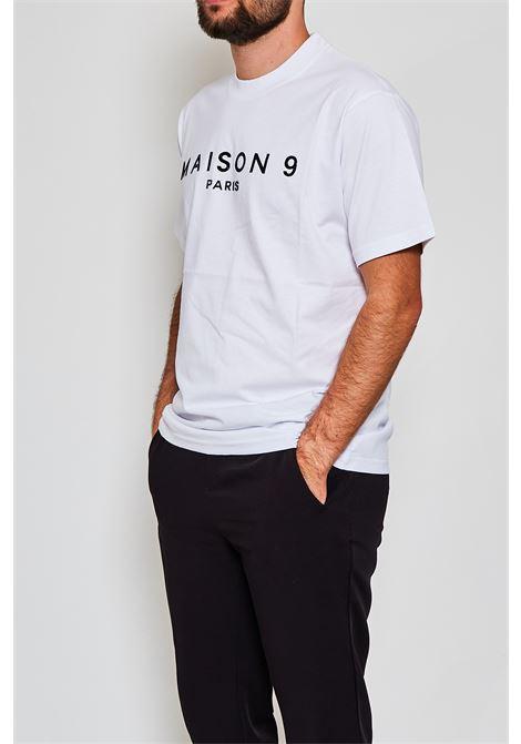 T-shirt Maison 9 Paris MAISON 9 PARIS | T-shirt | 2257BIANCO