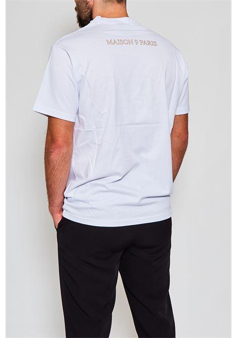 T-shirt Maison 9 Paris MAISON 9 PARIS | T-shirt | 2267BIANCO