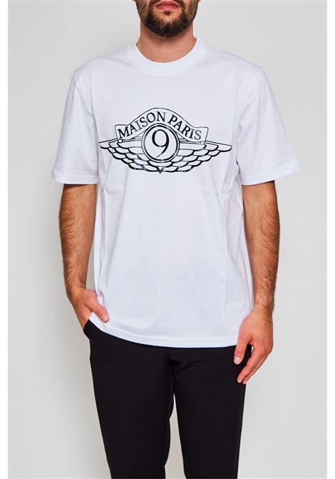 T-shirt Maison 9 Paris MAISON 9 PARIS | T-shirt | 2270BIANCO