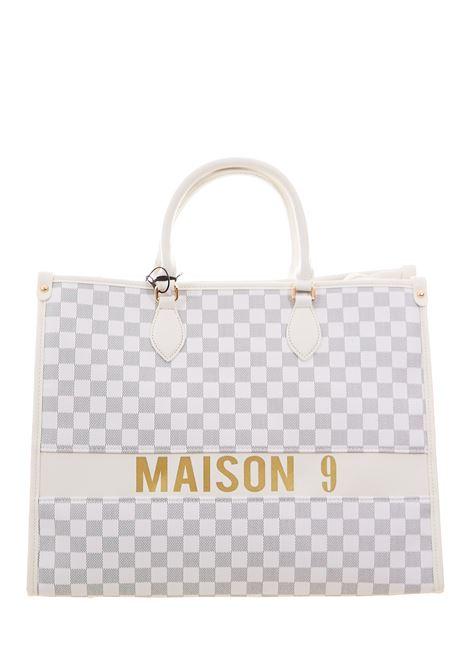 Borsa Camelia Maison 9 Paris MAISON 9 PARIS | Borsa | CAMELIAWHITE