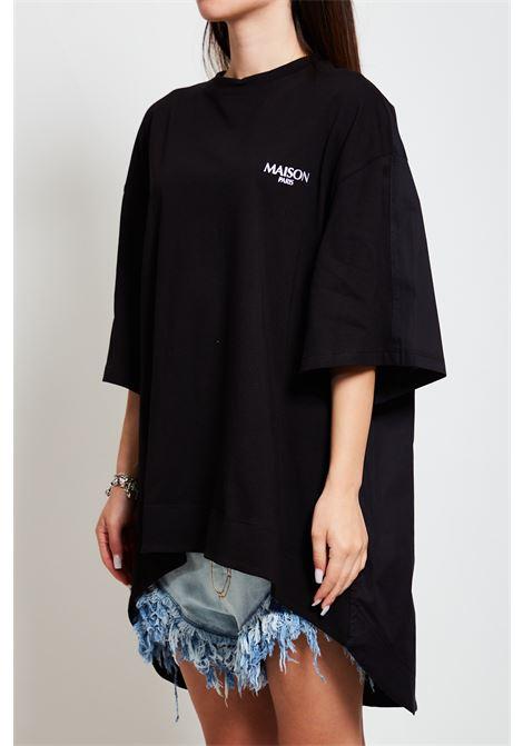 T-shirt Maison 9 Paris boyfriend fit MAISON 9 PARIS | T-shirt | M4118NERO
