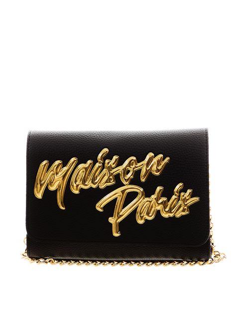 Pochette Marva Maison 9 Paris MAISON 9 PARIS | Pochette | MARVABLACK/GOLD
