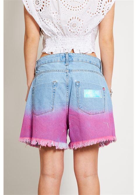 Shorts in denim Maison 9 Paris MAISON 9 PARIS | Shorts | S546DENIM