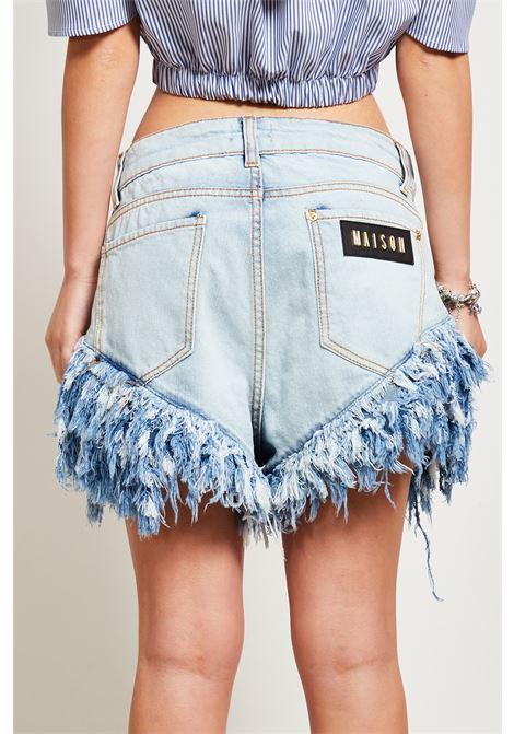 Shorts in denim Maison 9 Paris MAISON 9 PARIS | Shorts | S562JEANS