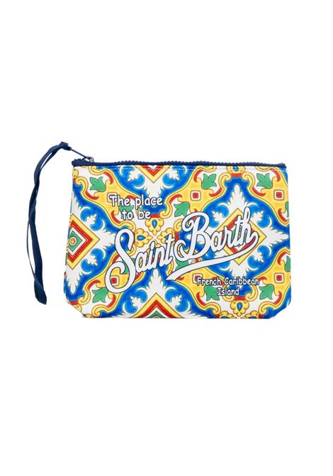 Pochette in tessuto scubai mc2 saint barth MC2 SAINT BARTH | Borsa | ALINE UBATI01