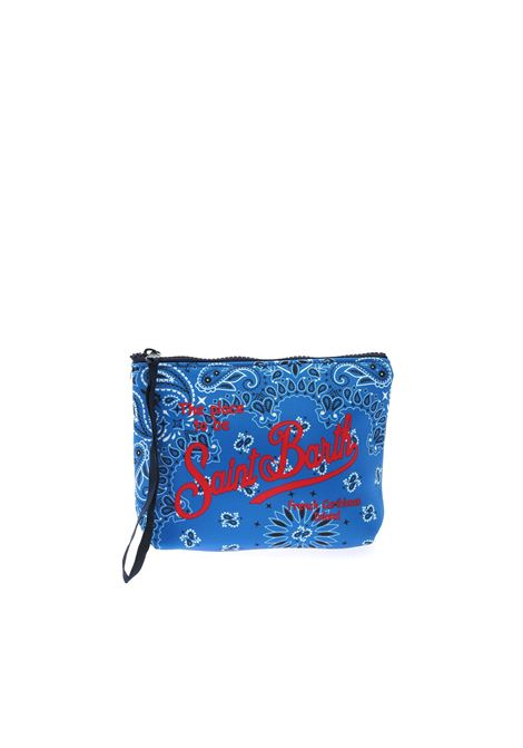 Pochette in tessuto scubai mc2 saint barth MC2 SAINT BARTH | Borsa | ALINE UBNDR17