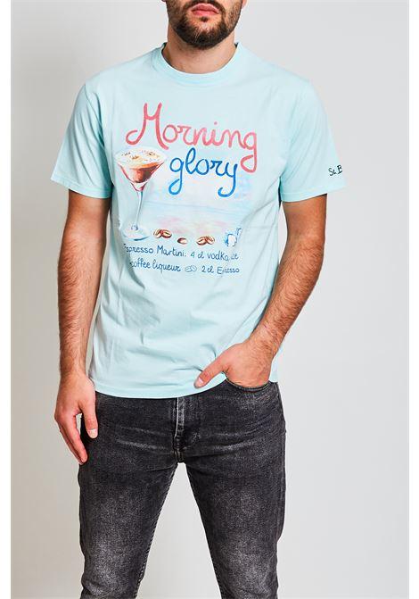 T-shirt MC2 Saint Barth Morning glory MC2 SAINT BARTH | T-shirt | JACKESGL56
