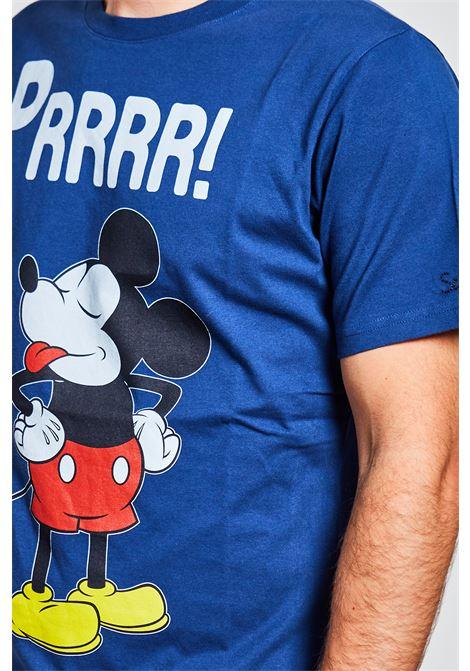 T-shirt MC2 Saint Barth Mickey mouse MC2 SAINT BARTH | T-shirt | TSHIRT MANMKYPD7