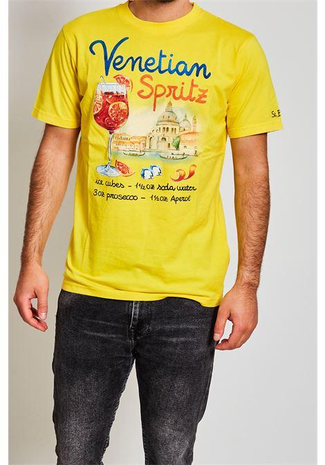 T-shirt MC2 Saint Barth MC2 SAINT BARTH | T-shirt | TSHIRT MANVESP9N