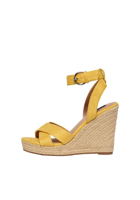 ONLAMELIA-12 LIFE STITCH HEELED SANDAL ONLY SHOES | Scarpe | 15225573SUNSHINE