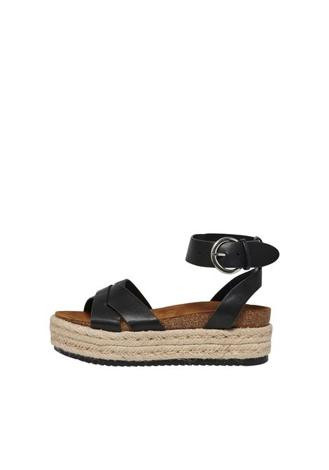 ONLMAUVE-1 WRAP ESPADRILLE SANDAL ONLY SHOES | Scarpe | 15225575BLACK