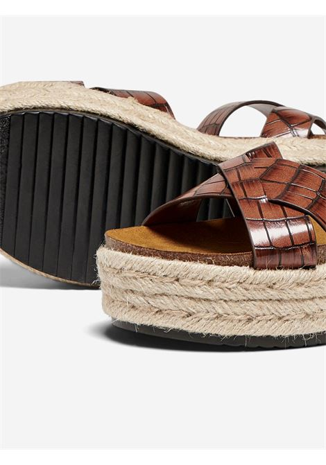 ONLMAUVE-1 WRAP ESPADRILLE SANDAL ONLY SHOES | Scarpe | 15225575BROWN STONE