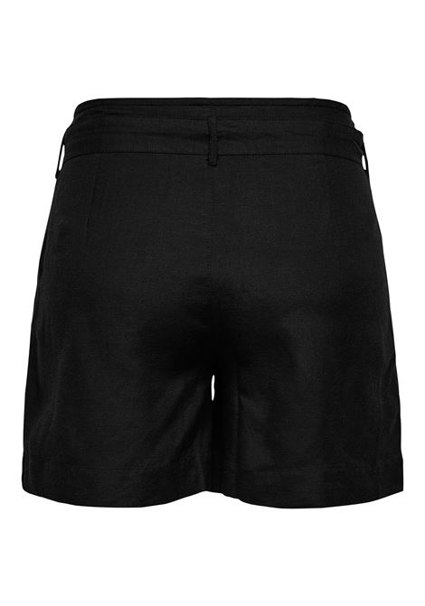 ONLVIVA LIFE HW BELT SHORTS PNT NOOS ONLY | Shorts | 15199801BLACK
