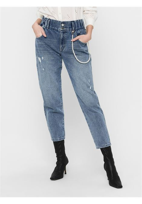 Only Carrot Jeans ONLY | Jeans | 15223500MEDIUM BLUE DENIM