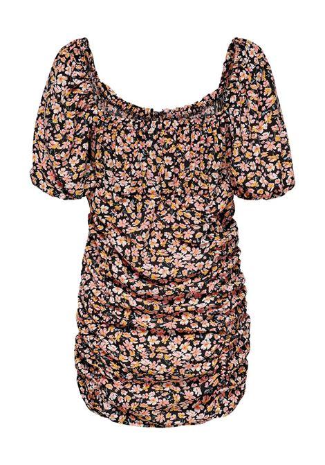 ONLFUCHSIA S/S SHORT  DRESS WVN ONLY | Abito | 15226451BLACK