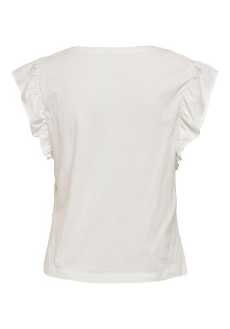 T-shirt Lucilla ONLY | T-shirt | 15227071CLOUD DANCER