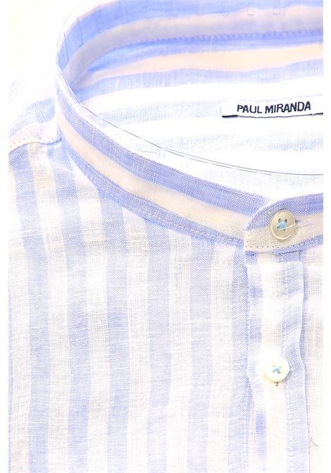 Camicia Paul Miranda PAUL MIRANDA | Camicia | CA808GESSO