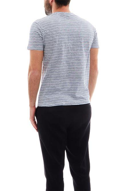 T-shirt Paul Miranda PAUL MIRANDA | T-shirt | ME1018BLU
