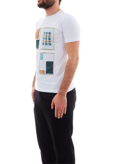 T-shirt Paul Miranda PAUL MIRANDA | T-shirt | ME1051BIANCO