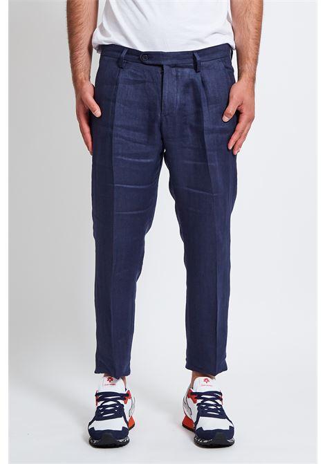 Pantalone Paul Miranda PAUL MIRANDA | Pantalone | PE436BLU