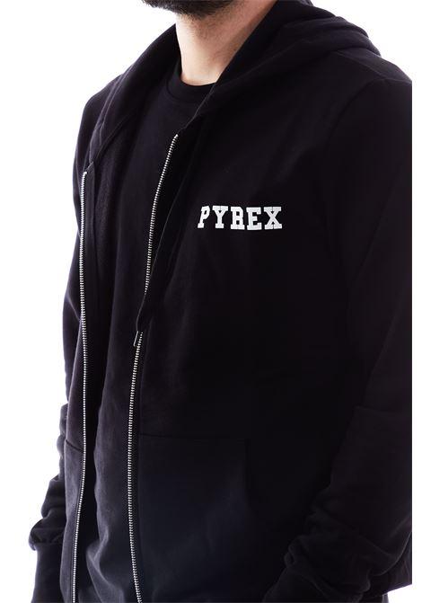 Felpa con cappuccio Pyrex PYREX | Felpa | EPB40032NERO