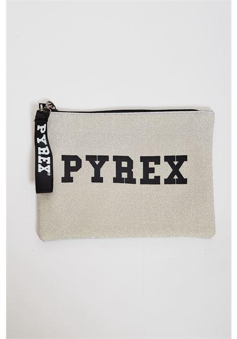Pochette Pyrex PYREX | Pochette | PY030064ARGENTO/NERO