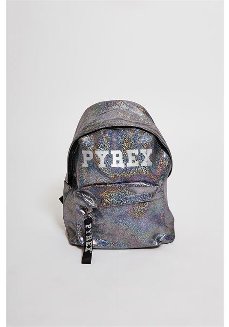 Zaino Pyrex PYREX | Zaino | PY050280NERO/SILVER