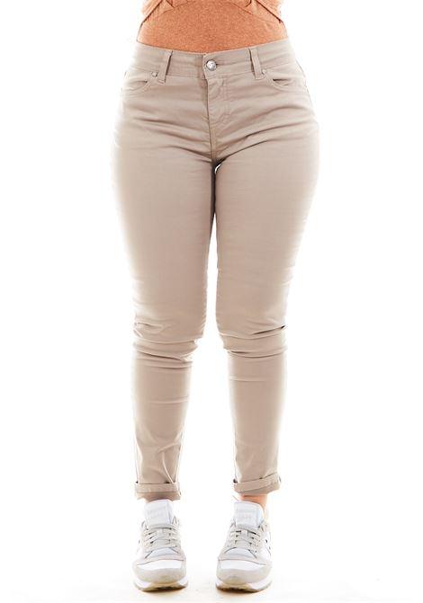 Pantaloni SETTE/MEZZO | Pantalone | E31-5TASCHEBEIGE