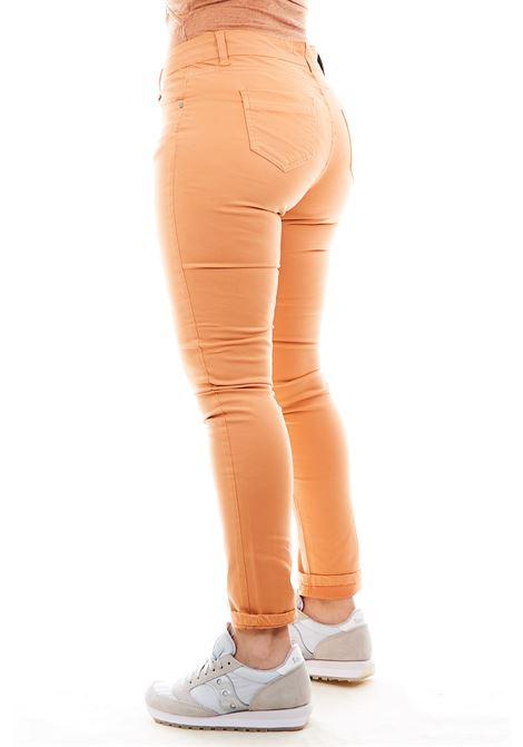 Pantaloni SETTE/MEZZO | Pantalone | E31-5TASCHEMANDARINO