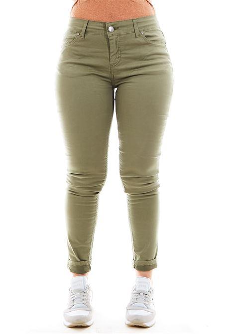 Pantaloni SETTE/MEZZO | Pantalone | E31-5TASCHEMILITARE