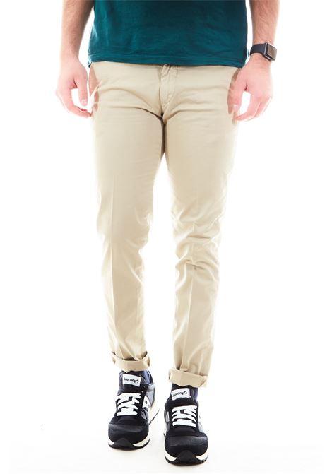 Pantaloni SETTE/MEZZO | Pantalone | E98/8136BEIGE