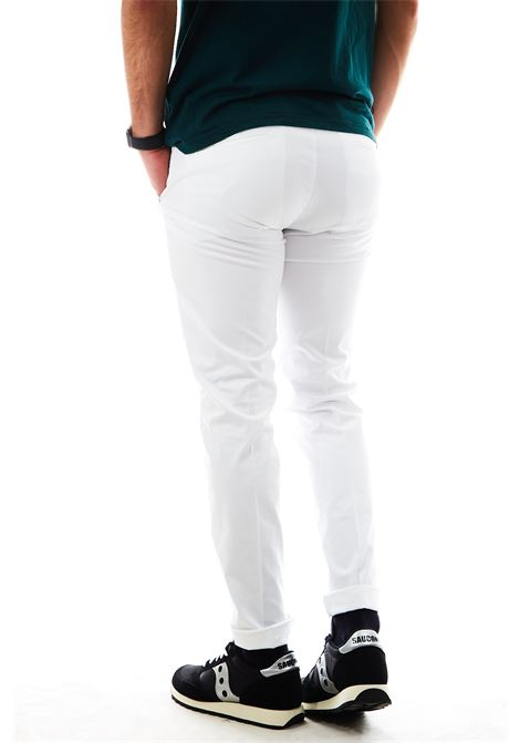 Pantaloni SETTE/MEZZO | Pantalone | E98/8136BIANCO