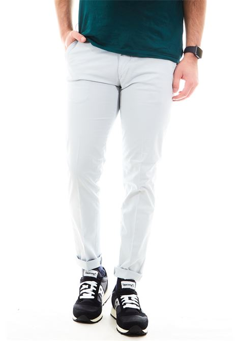 Pantaloni SETTE/MEZZO | Pantalone | E98/8136GRIGIO