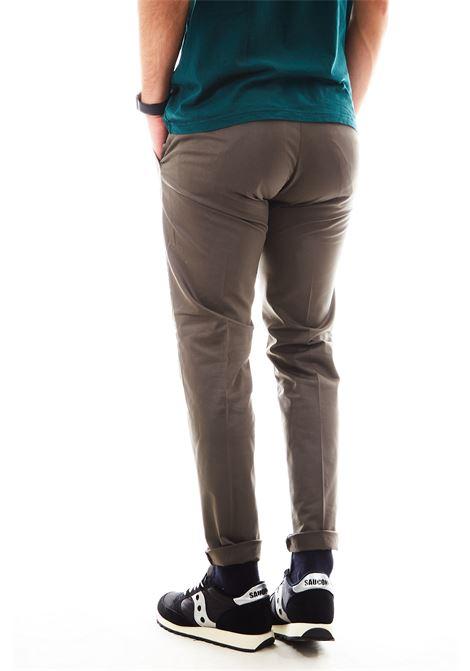 Pantaloni SETTE/MEZZO | Pantalone | E98/8136MORO