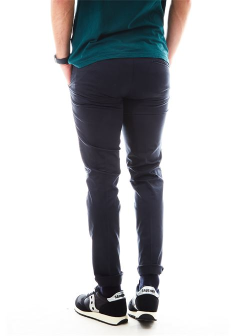 Pantaloni SETTE/MEZZO | Pantalone | E98/8136NAVY