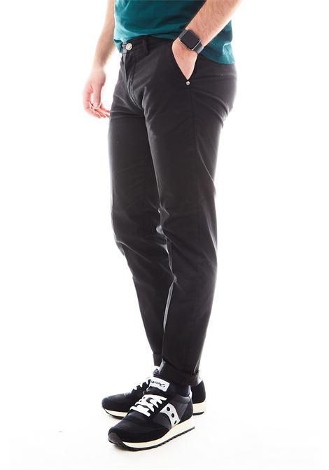 Pantaloni SETTE/MEZZO | Pantalone | E98/8136NERO