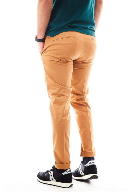 Pantaloni SETTE/MEZZO | Pantalone | E98/8136OCRA