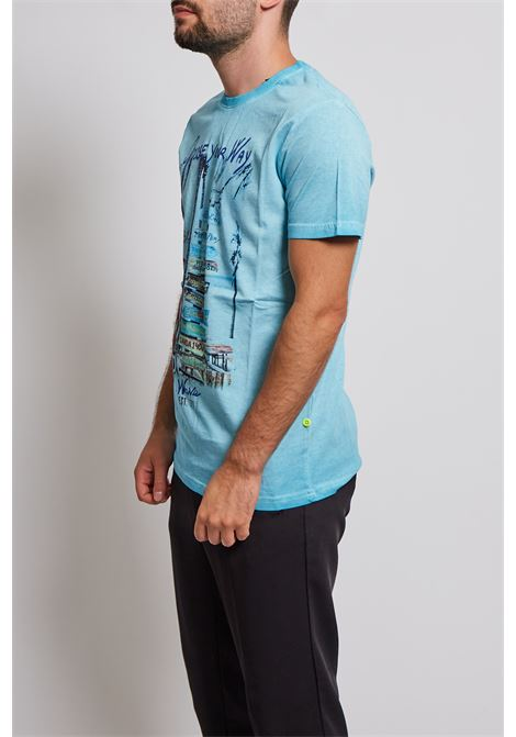 T-shirt Shockly SHOCKLY   T-shirt   213T220HAWAY