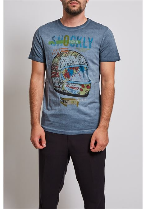 T-shirt Shockly SHOCKLY | T-shirt | 213T250NAVY