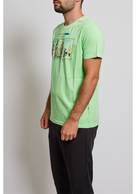 T-shirt Shockly SHOCKLY | T-shirt | 213T420GREEN FLUO