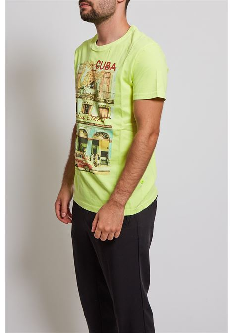 T-shirt Shockly SHOCKLY | T-shirt | 213T440YELLOW