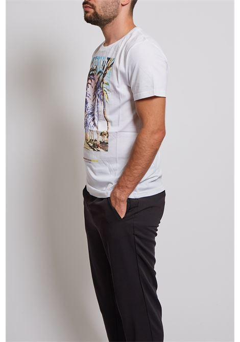 T-shirt Shockly SHOCKLY   T-shirt   213T450WHITE