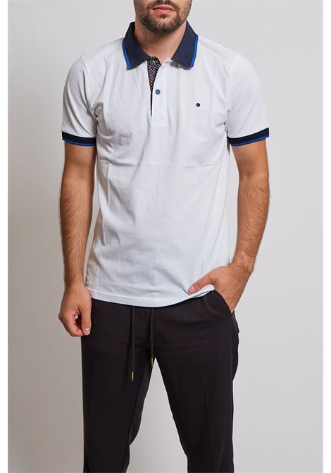 Polo Shockly SHOCKLY   Polo   213X472WHITE