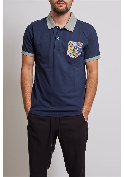 Polo Shockly SHOCKLY | Polo | 213X476NAVY