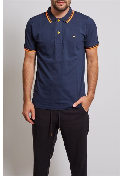 Polo Shockly SHOCKLY | Polo | 213X498NAVY
