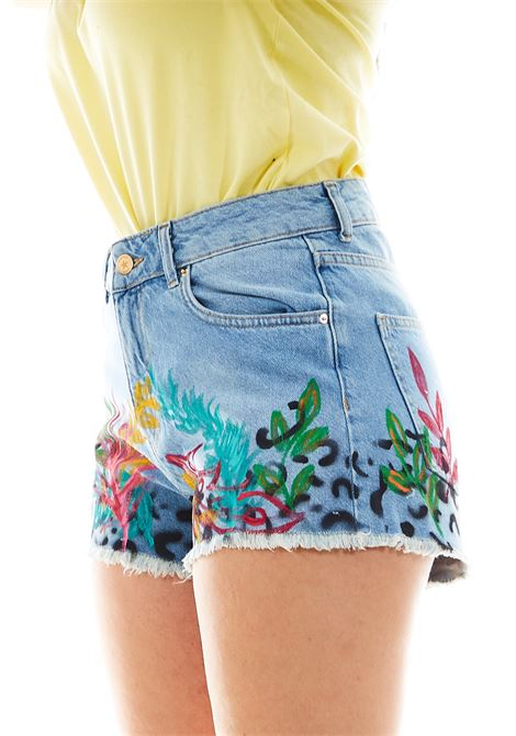 Shorts SHOP ART | Shorts | SH60832DENIM