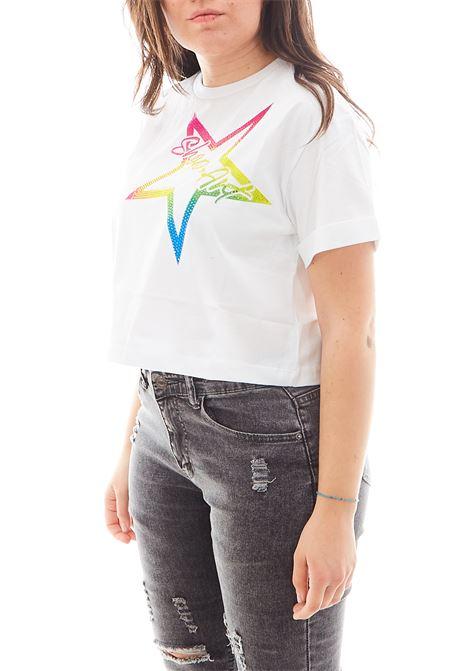 T-shirt Shop Art SHOP ART | T-shirt | SH60865BIANCO