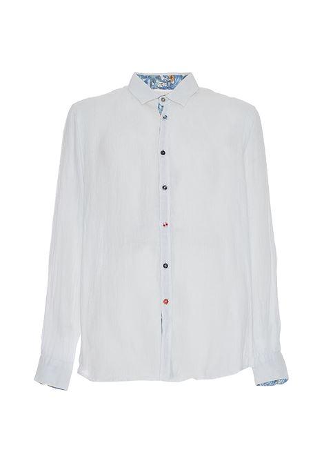 Camicia in lino Sseinse SSEINSE | Camicia | CE654SSBIANCO