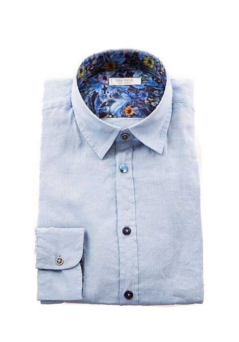 Camicia in lino Sseinse SSEINSE | Camicia | CE654SSCELESTE